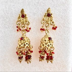 $10 Add on New South Asian style formal earrings